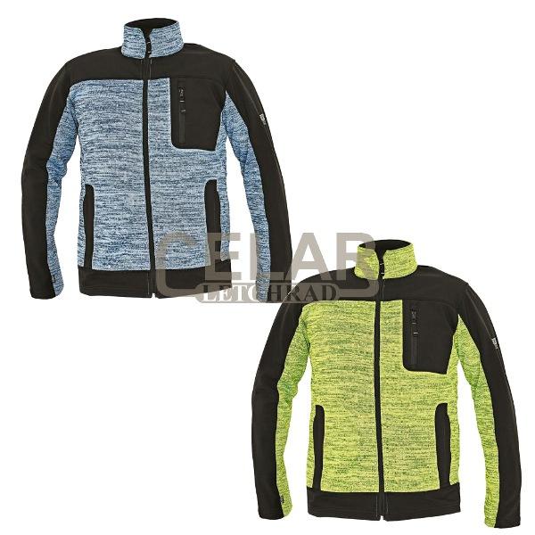 TAMBO MAN bunda pánská pletená/softshell