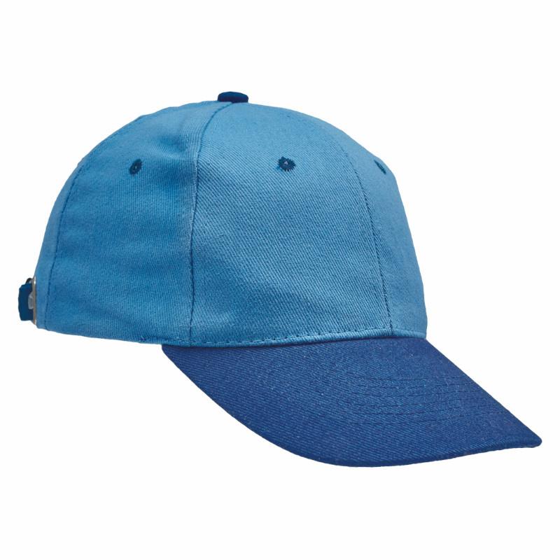 STANMORE kšiltovka baseball tm./sv.modrá