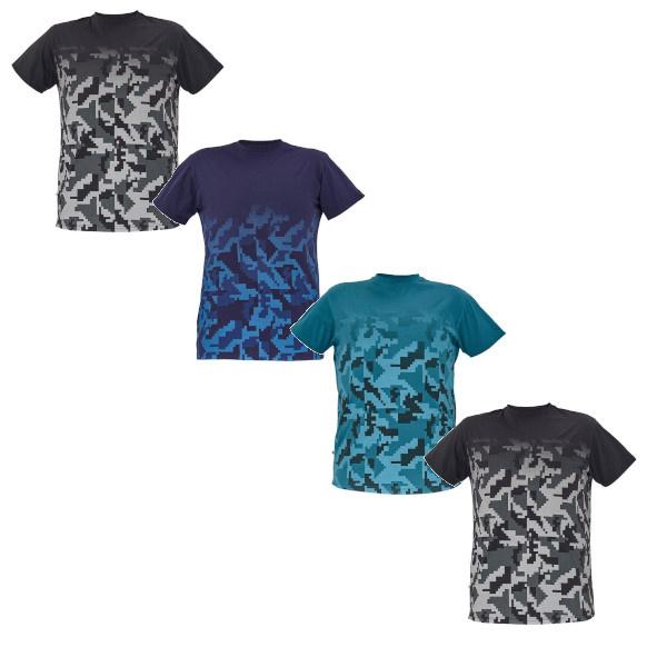 tričko NEURUM pánské elastické