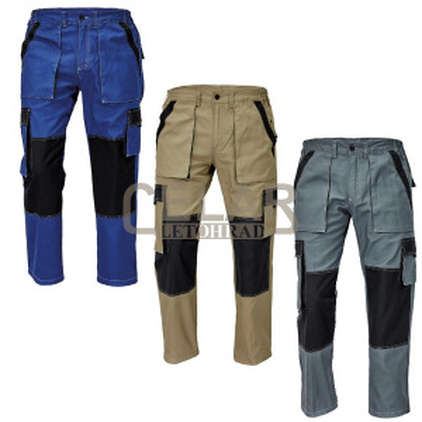MAX SUMMER kalhoty do pasu