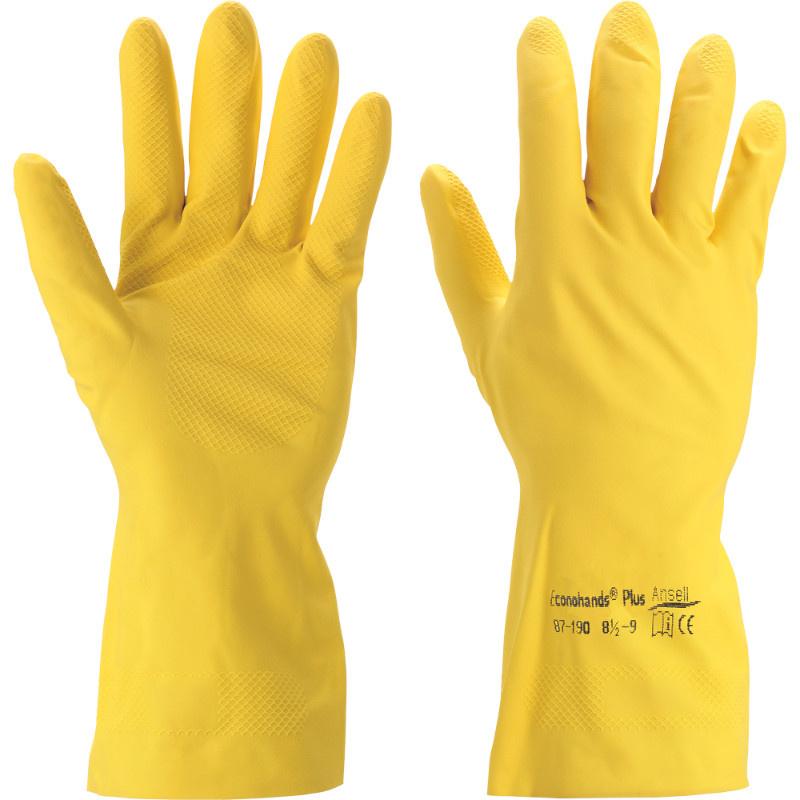 ECONOHANDS PLUS AlphaTec 87190 rukavice