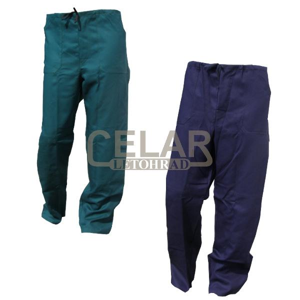 KLASIK kalhoty do pasu pánské
