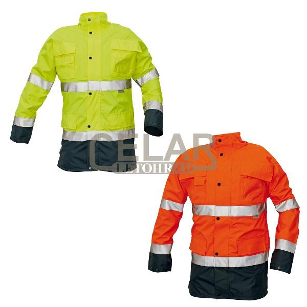 MALABAR bunda výstražná 2v1 zimní