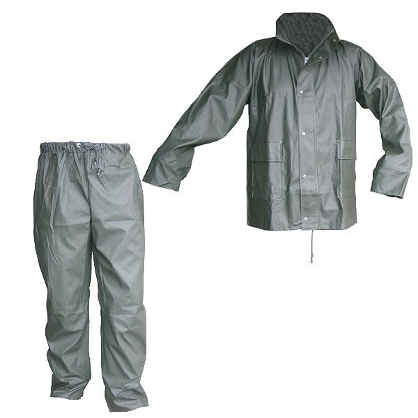 LLUVIA oblek 2-dílný PU/PVC/poly