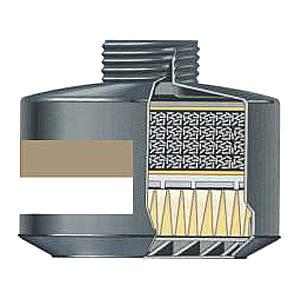 Filtr kombinovaný CF 22 A2 - P3