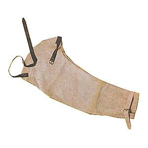 Svářečský nárukávník kožený