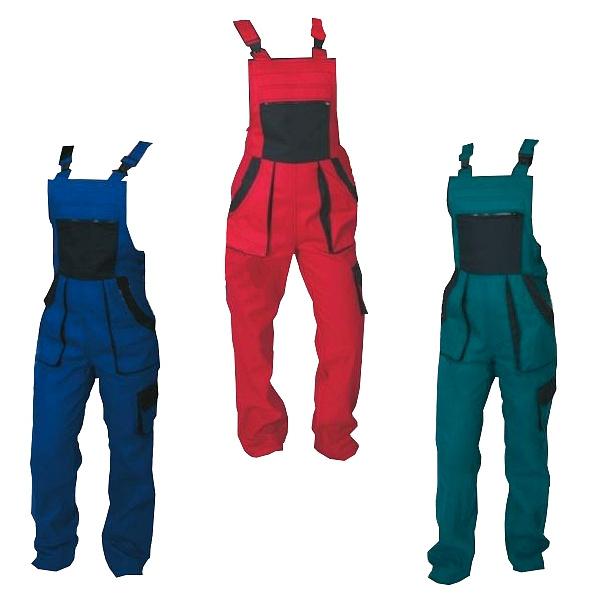 SABINA kalhoty s laclem dámské 260g/m2