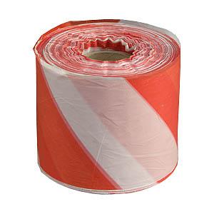 páska červeno/bílá 200m/70mm