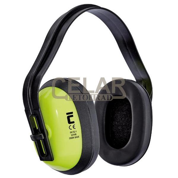 CIRON BASIC HI-VIS sluchátka dielektrické