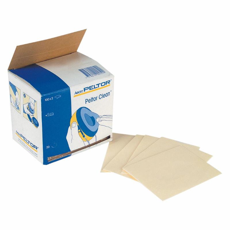 Hygienická podložka na sluchátka 3M-PELTOR (100párů)