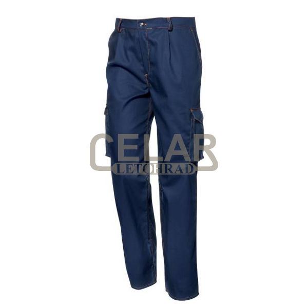 POLYTECH kalhoty svářecí kyselinovzdorné