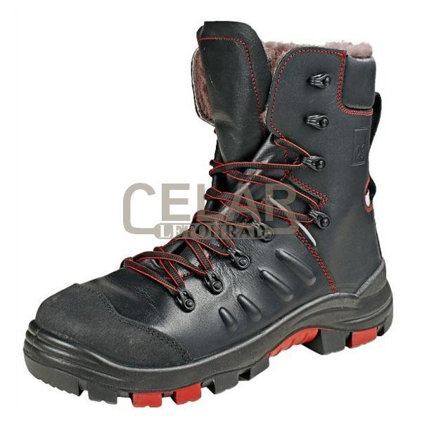 HIRSHOLM HIGH ANKLE S3 HRO CI SRC obuv