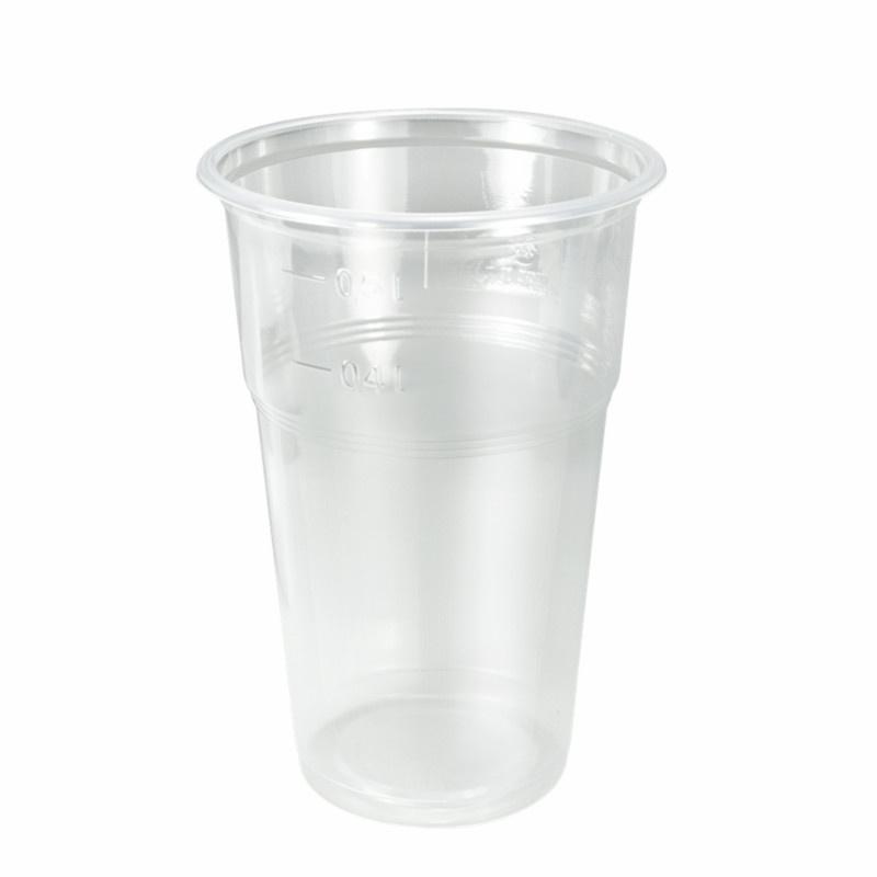Kelímek PP 0,5 l transparentní ideal pack® (50ks)