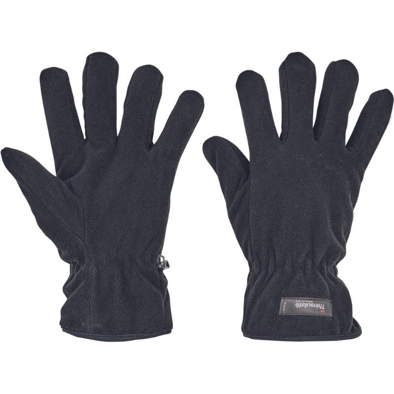MYNAH rukavice fleece zimní 3M