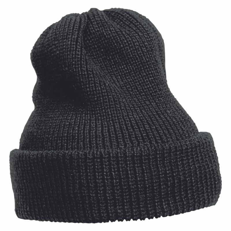 AUSTRAL čepice pletená- černá
