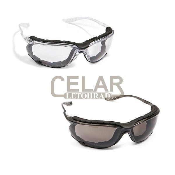 CRYSTALLUX brýle lehké s odnímatelným těsněním