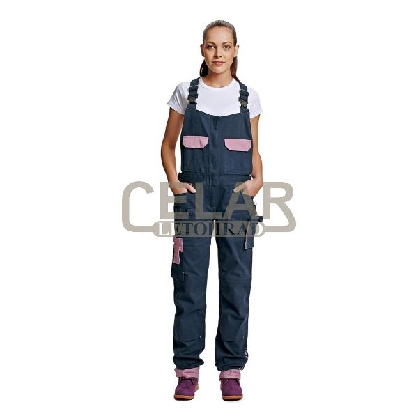 YOWIE dámské kalhoty s laclem - Celar.cz 9c11fd2dfd