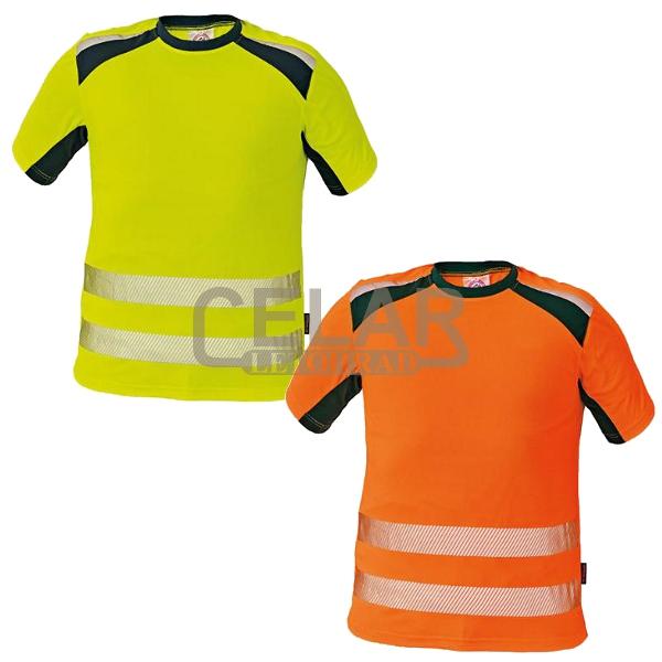 4858d23400b ALLYN HV tričko výstražné reflexní - Celar.cz