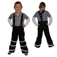 DRAGONFLY kalhoty softshell dětské