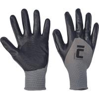 FIELDFARE rukavice máčené v nitrilu