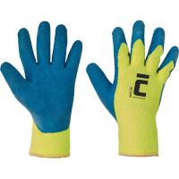 NIGHT JAR rukavice máčené v latexu zimní (BLUETAIL)
