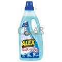 ALEX 750ml 2v1 čistič a leštěnka na dlažbu a lino