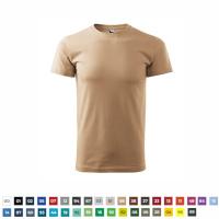 tričko BASIC 129 kr.r.100%BA160g/m2