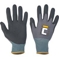 NYROCA MAXIM rukavice pletené latex