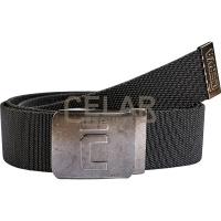 IRON opasek elastický - černá - 105cm