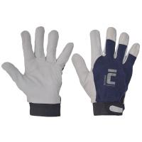 PELICAN BLUE rukavice suchý zip