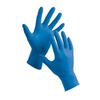 HS-06-001  rukavice jednorázové nitril nepudr