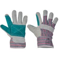 HS-01-003  rukavice kombinované zesílené - 10
