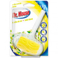 DR.HOUSE Kostka do WC s držákem 40g - CITRON