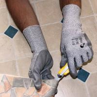 OENAS LONG rukavice odolné proti prořezu