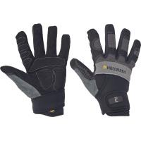 NIGRA rukavice antivibrační 2x suchý zip - 10
