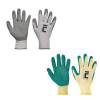 DIPPER rukavice polomáčené přír.latex