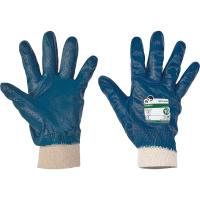 SABINI rukavice celomáčené v nitrilu - 10
