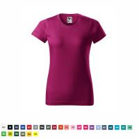 tričko dámské BASIC 134 kr.rukáv