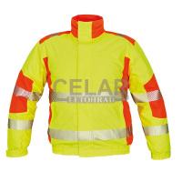 TRILA bunda zimní výstražná HV