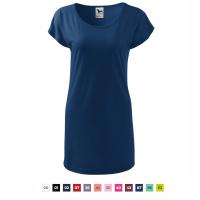 tričko / šaty LOVE 123 dámské