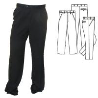 (2549)EVŽEN kalhoty číšnické pánské