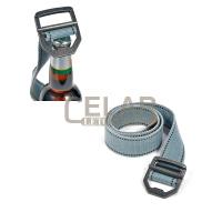 MANSO opasek (otvírák lahví) - antracit - 135cm