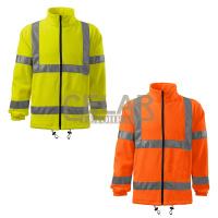 5v1 HV Fleece Jacket - mikina výstražná