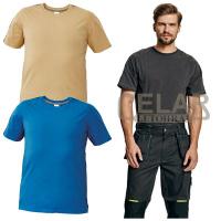 tričko OLZA krátký rukáv 95%BA/5%elastan
