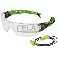 BARROU S924 brýle + špunty ED comfort plug (SET)