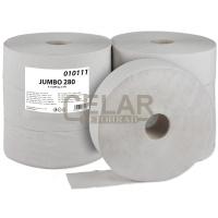 JUMBO 280mm toaletní papír (6ks)