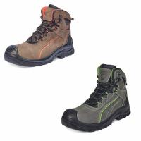 DERRIL MF S3 SRC obuv kotníková