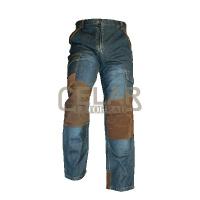 OREGON JEANS kalhoty pracovní riflové