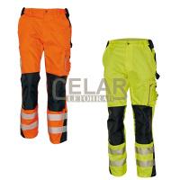 ALLYN HV kalhoty montérkové výstražné