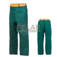 Kalhoty ochranné speciální na křovinořez